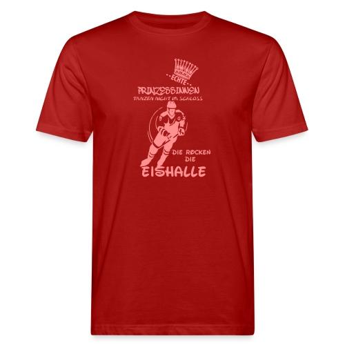 Echte Prinzessin - Männer Bio-T-Shirt