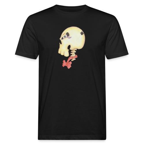Bow Tie Skull Tee - Men's Organic T-Shirt