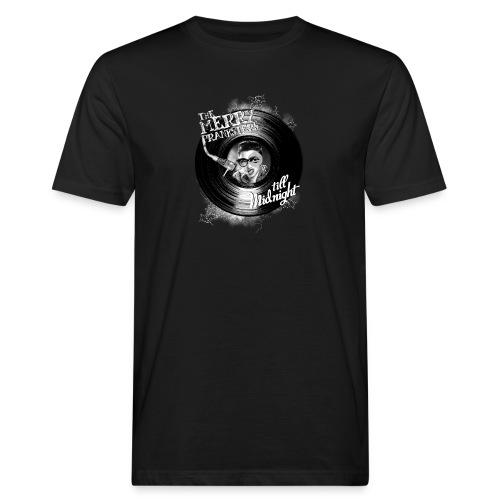 The Merry Pranksters Till Midnight - Black T-Shirt - Men's Organic T-Shirt