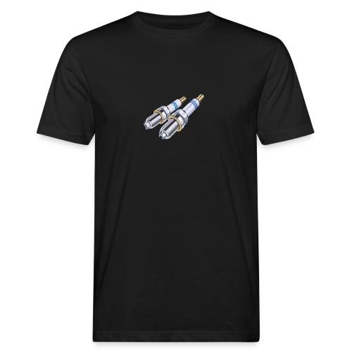 - bujia - - Camiseta ecológica hombre