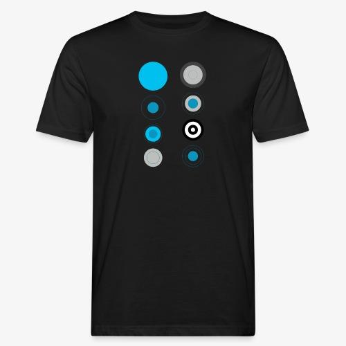 Cerchi - T-shirt ecologica da uomo