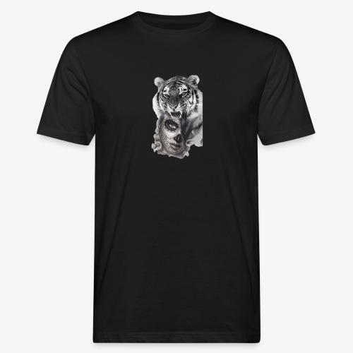 catriger - Camiseta ecológica hombre