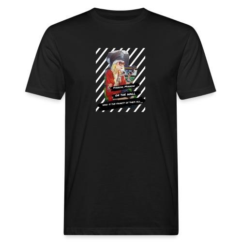 Spieglein, Spieglein - Männer Bio-T-Shirt