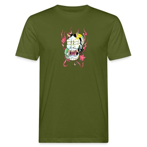 hannya mask - Men's Organic T-Shirt