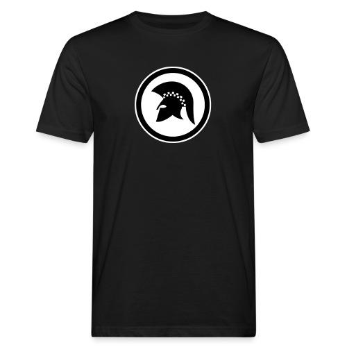 trojan Ska-reggae Zeichen - Männer Bio-T-Shirt