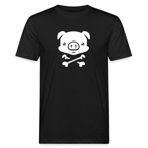 Porklike logo - Men's Organic T-Shirt