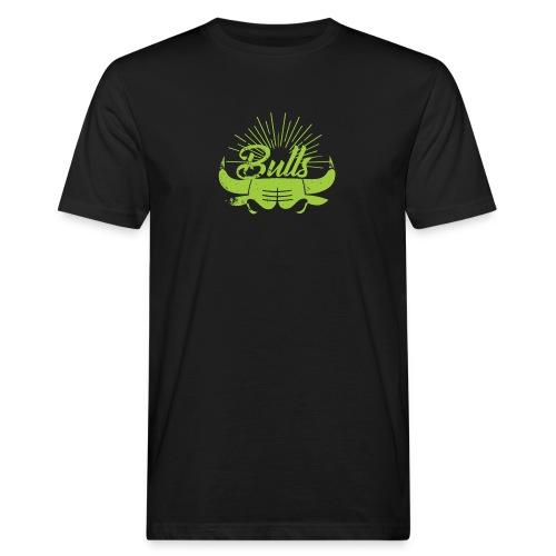Toros verdes, Bulls BasketBall deporte - Camiseta ecológica hombre
