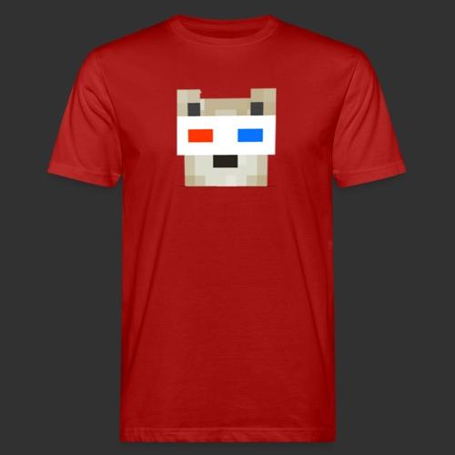 JRG logo Merch. - Mannen Bio-T-shirt
