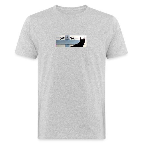 FBtausta - Miesten luonnonmukainen t-paita