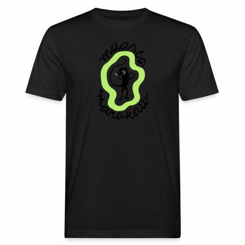 Maastomarakatti - Miesten luonnonmukainen t-paita