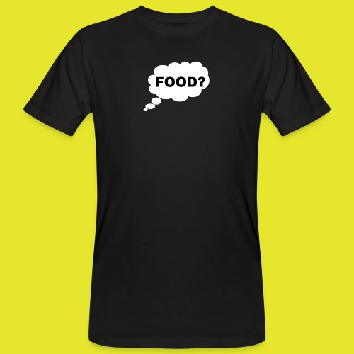 What I am thinking about - Ekologisk T-shirt herr