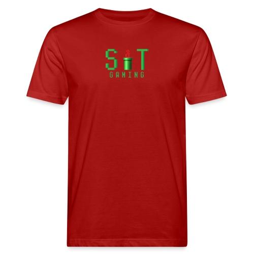 ST Mario Red - Men's Organic T-Shirt