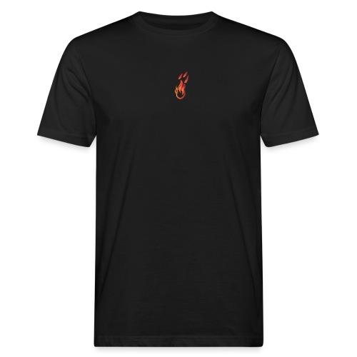 fiamma - T-shirt ecologica da uomo