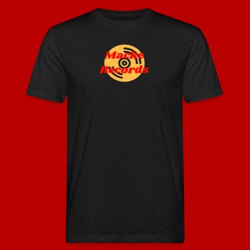 mackerecords merch - Ekologisk T-shirt herr