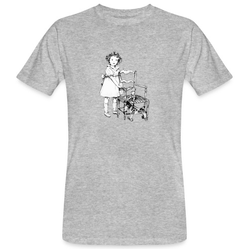 Nelly et sa chaise - T-shirt bio Homme