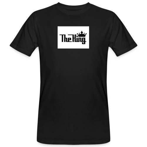 TheKing - Männer Bio-T-Shirt