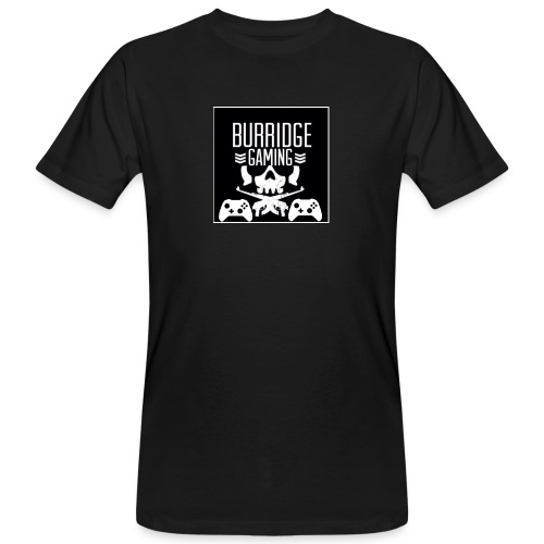 BurridgeGaming Logo - Men's Organic T-Shirt