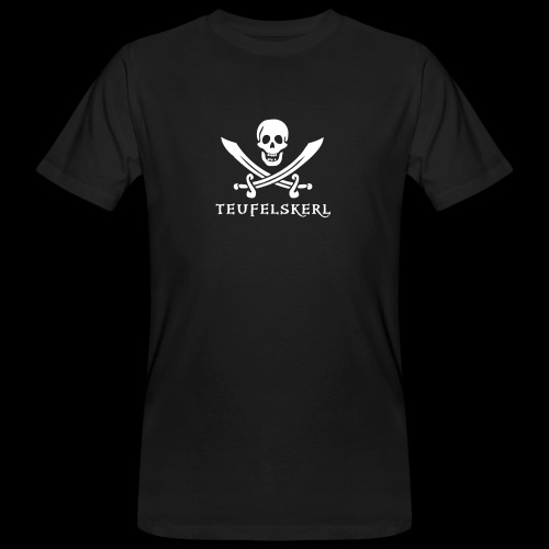 ~ Teufelskerl ~ - Männer Bio-T-Shirt