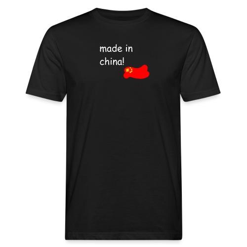 madeinchina - Camiseta ecológica hombre