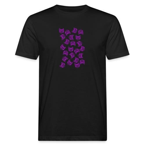 Magenta Mollys - Miesten luonnonmukainen t-paita