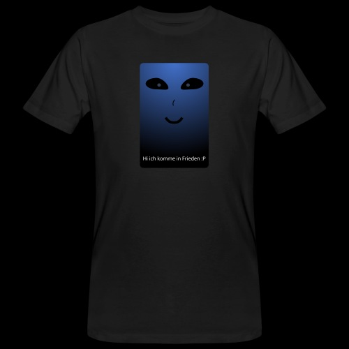 Frieden - Männer Bio-T-Shirt