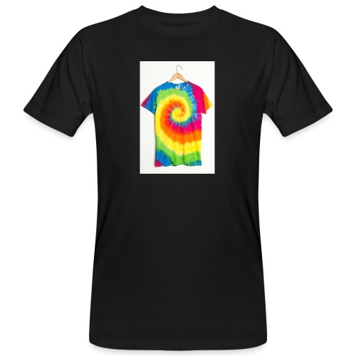 tie die small merch - Men's Organic T-Shirt