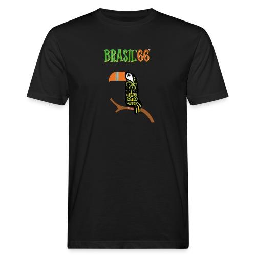 Brasil66 - Økologisk T-skjorte for menn