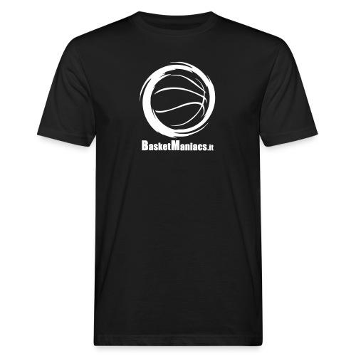 Basket Maniacs - T-shirt ecologica da uomo