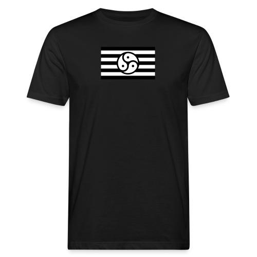 Frauen/Herrinnen T-Shirt BDSM Flagge SW - Männer Bio-T-Shirt