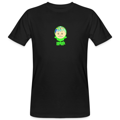 Lord L Comic - Männer Bio-T-Shirt