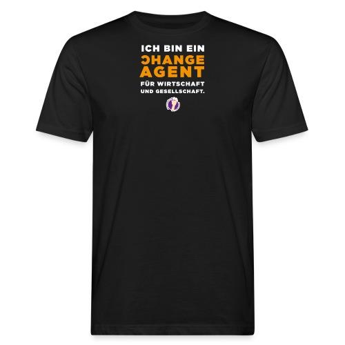 Change Agent - Männer Bio-T-Shirt