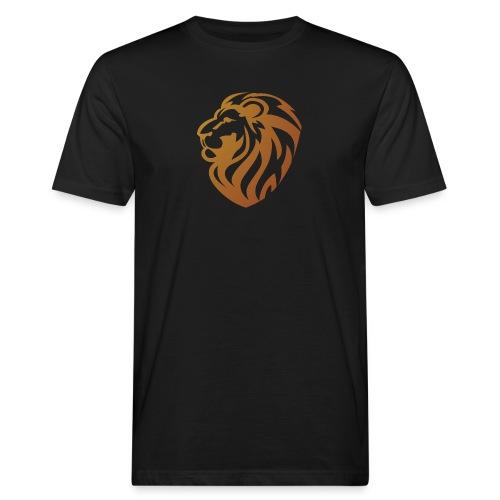 Bronze lion - T-shirt bio Homme