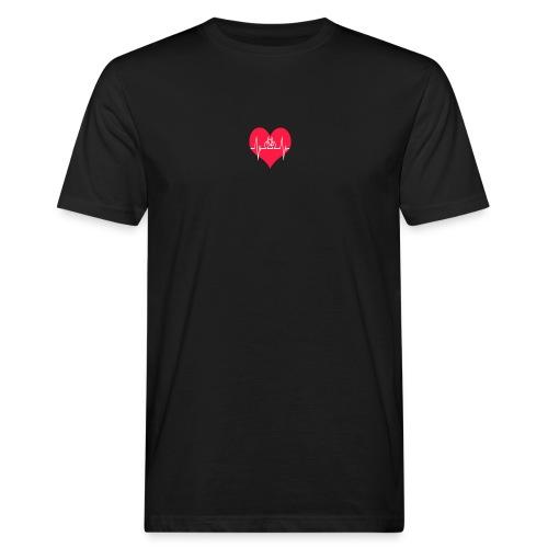 I love my Bike - Men's Organic T-Shirt