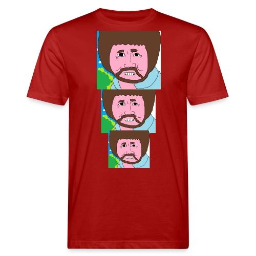 Bob Ross - Men's Organic T-Shirt