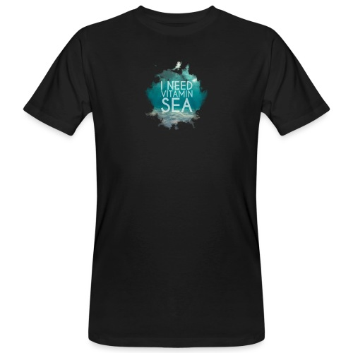 Vitamin Sea - Ekologisk T-shirt herr
