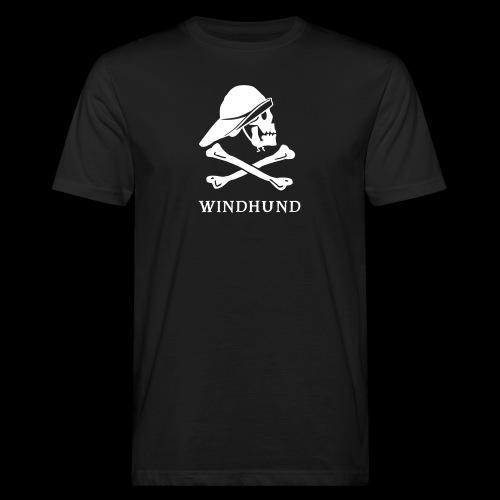 ~ Windhund ~ - Männer Bio-T-Shirt