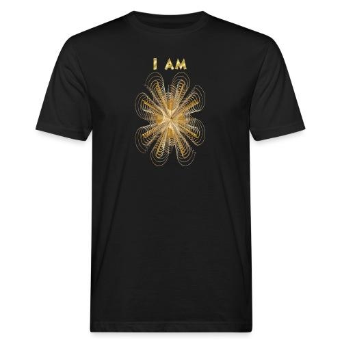 I AM - T-shirt ecologica da uomo