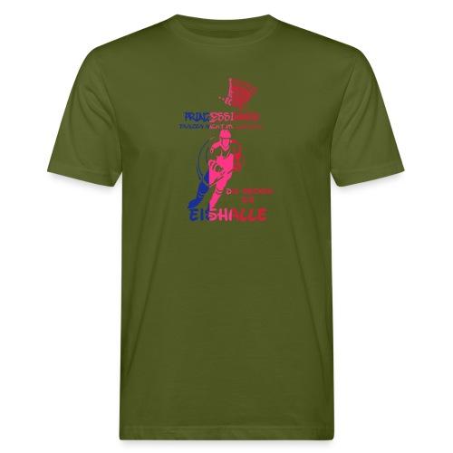 Eishockeyprinzessin - Männer Bio-T-Shirt