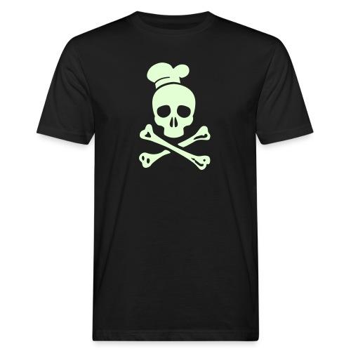 cannibal cook vector - Männer Bio-T-Shirt