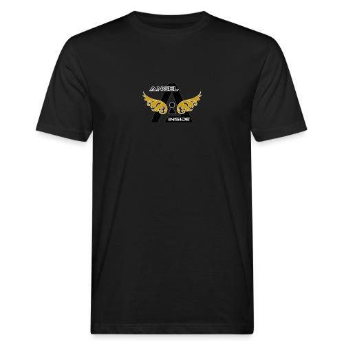 ANGEL INSIDE2-01 - T-shirt ecologica da uomo