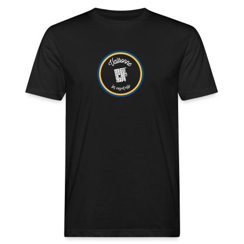 Valbonne la capitale - Le classique Blanc - T-shirt bio Homme
