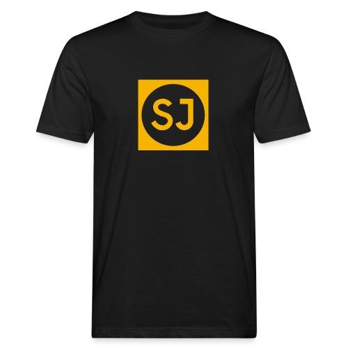 SJ fylld - Ekologisk T-shirt herr