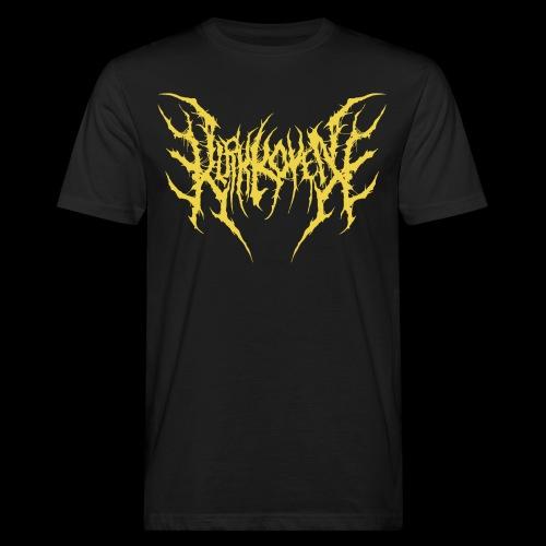 KIRKKIS DEATHMETAL4 - Miesten luonnonmukainen t-paita