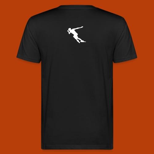 Speedskater - Männer Bio-T-Shirt