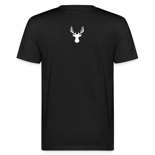 RENO BLANCO - Camiseta ecológica hombre