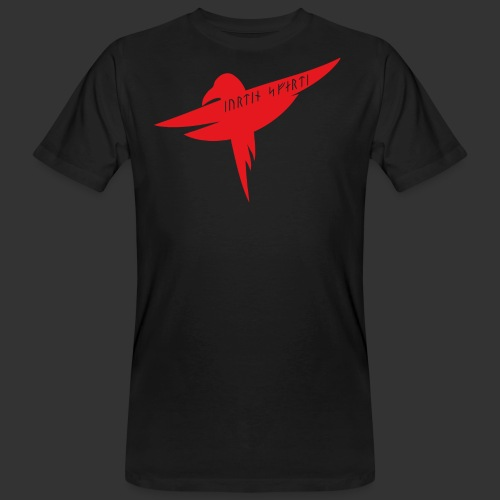 Raven Red - Men's Organic T-Shirt