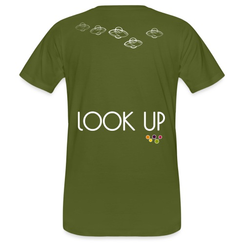 Look Up - Men's Organic T-Shirt