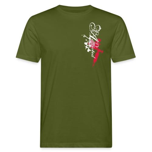 addicted - Männer Bio-T-Shirt