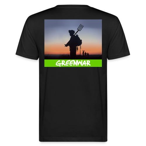 Greenwar - T-shirt bio Homme