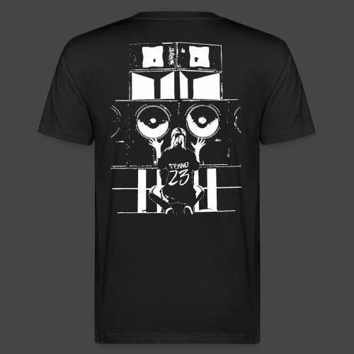 Système audio Tekno 23 - T-shirt bio Homme